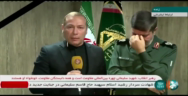 Thumbnail for Iranian Revolutionary Guards Spokesman Breaks Down in Tears Over Killing of Soleimani