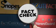 Thumbnail for Who Will Fact Check the Fact Checkers?