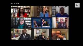 Thumbnail for President-elect Biden's Call with Civil Rights Leaders