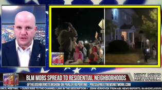Thumbnail for HORRIFYING: BLM Mobs Spread to Residential Neighborhoods - Assault Random People and Vandalize Homes