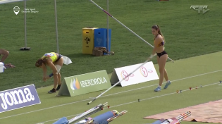 Thumbnail for Clara Fernández - Spanish Pole Vaulter