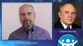 Thumbnail for The Bell Curve: IQ, Race and Gender | Charles Murray and Stefan Molyneux