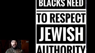 "Thumbnail for ""Jewish Lives Matter More"" - This video only lasted 10 minutes on JooTube"