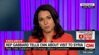 Thumbnail for HOLY SH*T! Democrat Returns From Syria and Exposes Obama's Dirty Secret LIVE On CNN