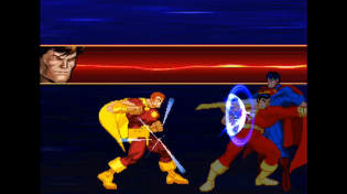 Thumbnail for Shazam (Captain Marvel) and Hyperion vs Superman (New 52) - MUGEN (Gameplay) S1 • E6