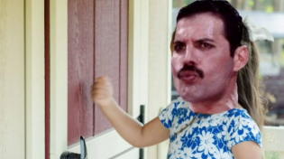Thumbnail for Freddie Mercury asks his mom if he can go ride his bike