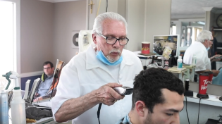 Thumbnail for Michigan barber re-opens despite Governor's Orders