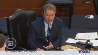 "Thumbnail for Rand Paul Confronts Biden's Transgender Health Nominee About ""Genital Mutilation"""
