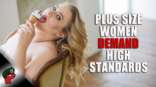 Thumbnail for Plus Size Women Demand High Standards | Ride and Roast